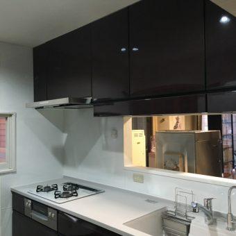 さすが最高級グレード!タカラ『レミュー』で上質なキッチン空間へ!札幌市マンション