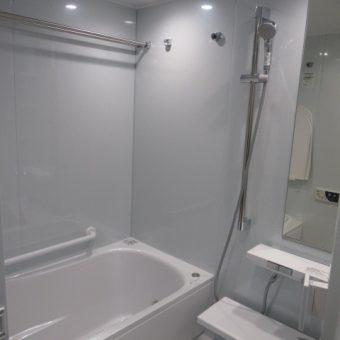 「ファーストクラス浴槽」で包み込まれる心地よさのバスタイム!札幌市マンション