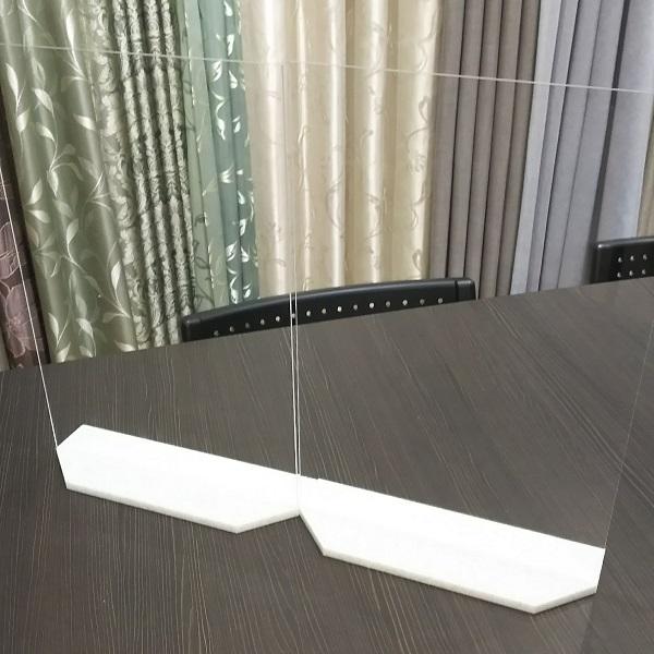 アクリル板既製品サイズ7 人造大理石・横並び