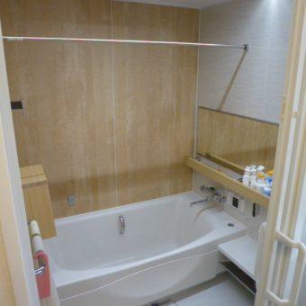 パナソニックのバスルーム『リフォムス/ベースタイプ』でスマイルバスタイム!札幌市戸建
