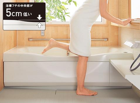 スマイル浴槽Ⅱ