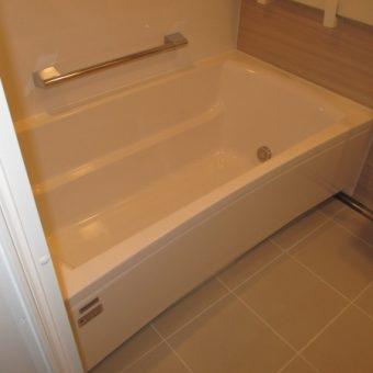 タカラ『リラクシア』で暖かみのある浴室空間演出!札幌市マンション
