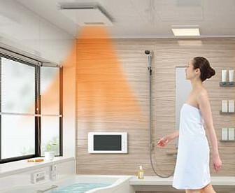 浴室暖房乾燥機6
