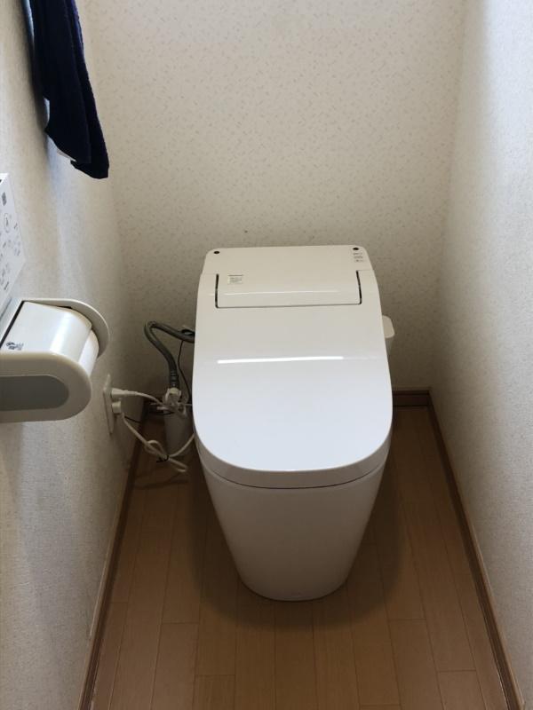 3施工後2Fトイレ