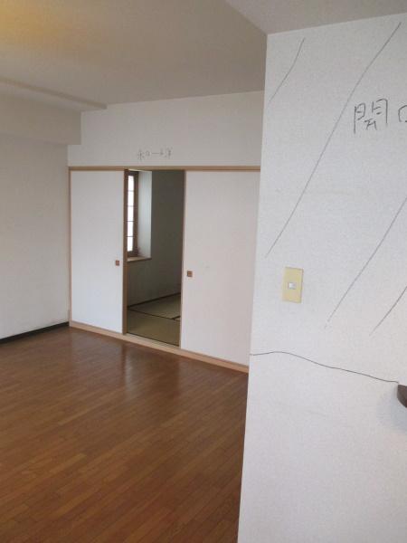 1施工前居室3