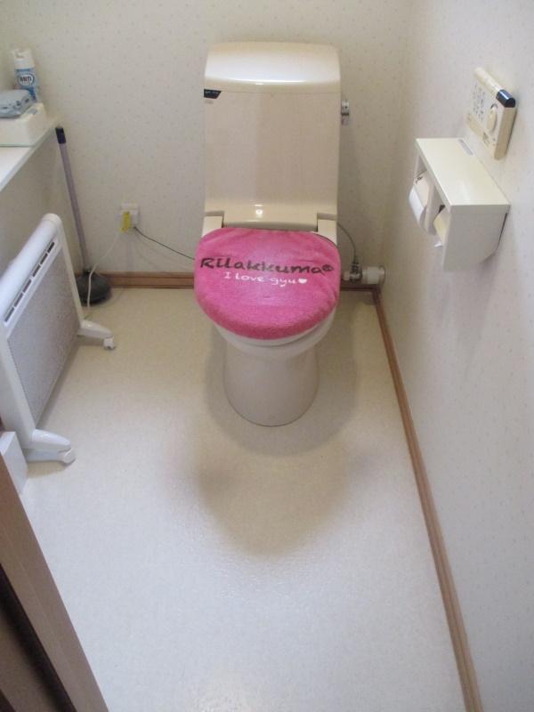 1施工前1Fトイレ