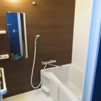 LIXIL集合住宅用バスルーム『BWシリーズ』へ快適リフォーム!札幌市マンション