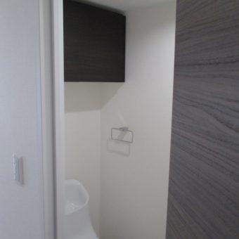 LIXIL(INAX)のスタンダードモデルのシンプルなトイレへ!小樽市マンション