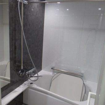 TOTOマンションリモデル『WYシリーズ』でお掃除ラクラク快適浴室!札幌市マンション