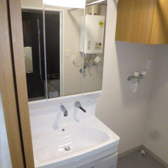 タカラスタンダード『オンディーヌ』で快適洗面空間へリフォーム!札幌市マンション