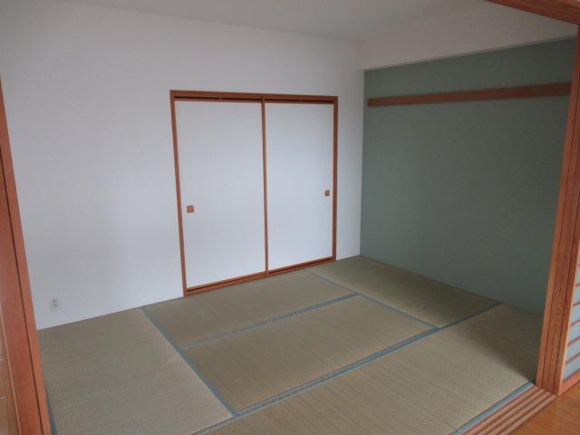 3施工後和室