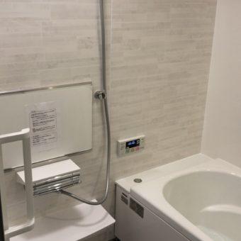 檜風呂から温浴効果の高い鋳物ホーロー浴槽のシステムバスへリフォーム!札幌市戸建