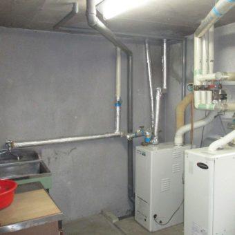 ノーリツ石油給湯器フルオート直圧式(OTQ-4705AFF)へ交換!札幌市戸建