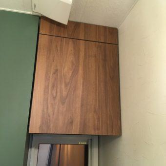 お洒落にトイレのデッドスペースを有効活用!札幌市新築戸建て
