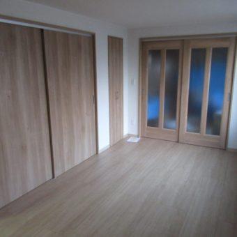 店舗スペースに洋室新設、より使いやすい空間へ!札幌市戸建