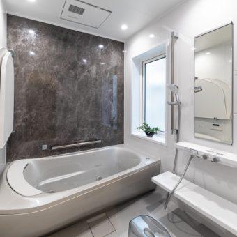 楽湯搭載システムバスで、自宅のお風呂が至福を味わえる空間に!札幌市戸建