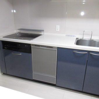 パナソニックのエコナビ搭載食器洗い乾燥機新規設置リフォーム!札幌市マンション
