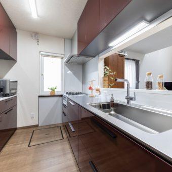 気持ちきらめくキッチン『ザ・クラッソ』で使うたびに嬉しくなる空間!札幌市戸建