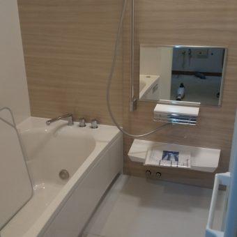 ホーロークリーン浴室パネルでお掃除ラクラクバスルーム!北広島市戸建