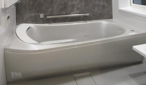 TOTOシステムバス シンラ ファーストクラス浴槽1