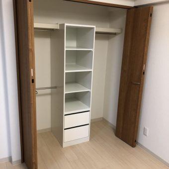 和室から洋室へとリフォームしてより快適に使いやすい空間へ!札幌市マンション