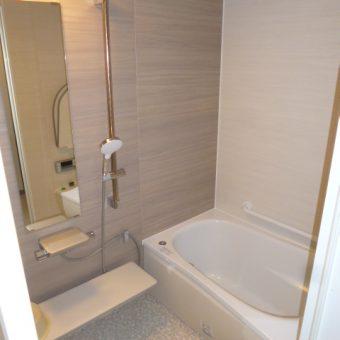 長湯を愉しめる「ゆるリラ浴槽」でゆる~くリラックス!札幌市マンション