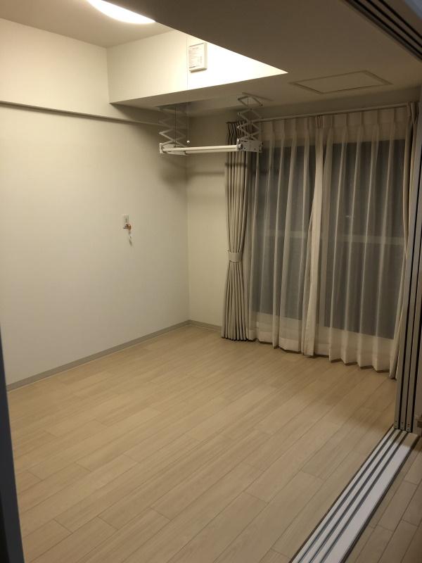 2施工後和室から洋室