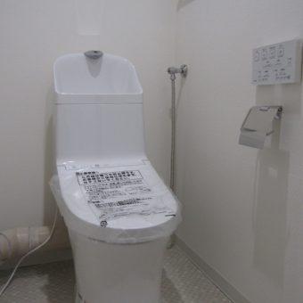 コスパ最高、TOTO『ZR1シリーズ』で心地の良いトイレ空間へ!札幌市マンション