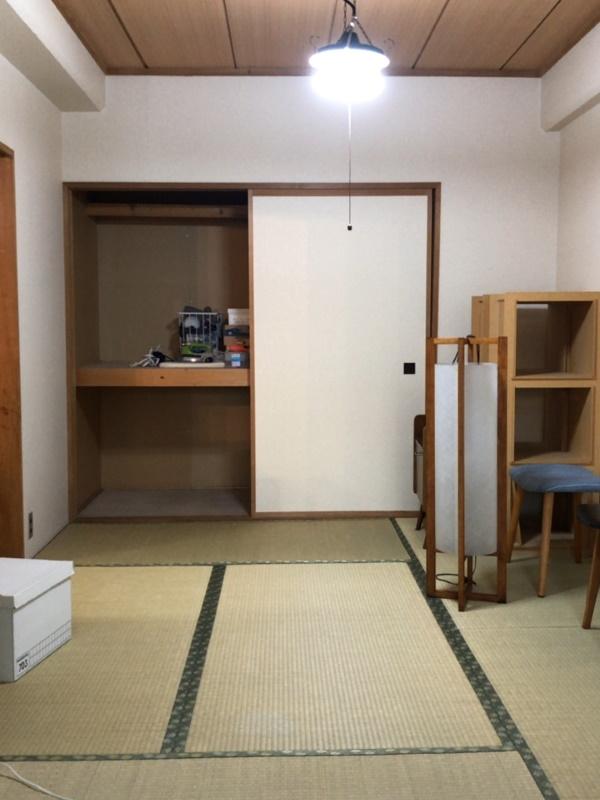 1施工前和室2