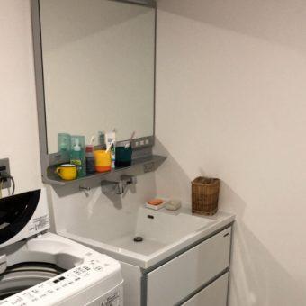 機能性を追求したタカラホーロー洗面化粧台『ファミーユ(Famile)』で快適空間!札幌市マンション