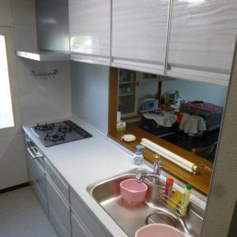 タカラホーローシステムキッチン『トレーシア』で湿気に強い空間へ!札幌市マンション