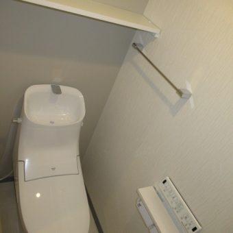 LIXIL(INAX)アメージュZAシャワートイレへ快適リフォーム!札幌市マンション