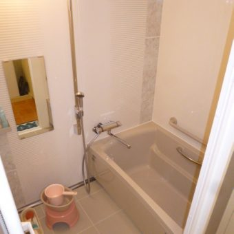 タカラスタンダード『リラクシア』で快適な入浴で癒しの空間!札幌市マンション
