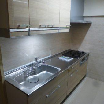 タカラスタンダード『グレーシア』でスタイリッシュな快適キッチンへ!札幌市マンション