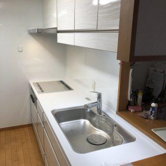 収納力抜群キッチン!タカラ最高級グレード『レミュー』でスッキリ!札幌市マンション