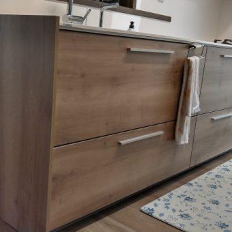 スマートライフをTOTOシステムキッチン『ザ・クラッソ』で実現!岩見沢市戸建
