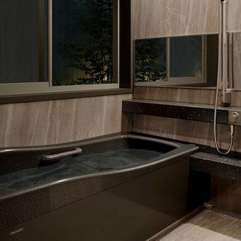 タカラスタンダードシステムバス 鋳物ホーロー浴槽『プレデンシア』