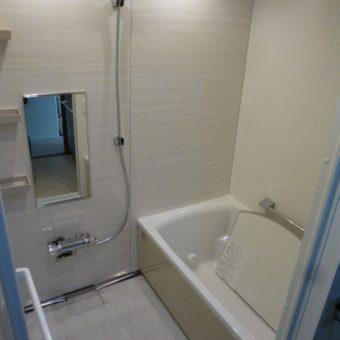タカラ『伸びの美浴室』できれいをキープする浴室空間へリフォーム!札幌市マンション