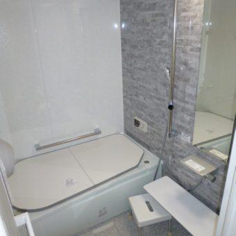 マンションリモデルバスルーム『WYシリーズ』でお掃除カンタン!札幌市マンション