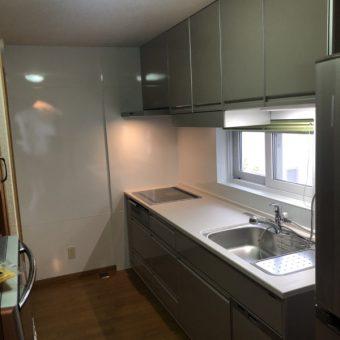 タカラ『トレーシア』でキッチンワークを快適にします!札幌市戸建