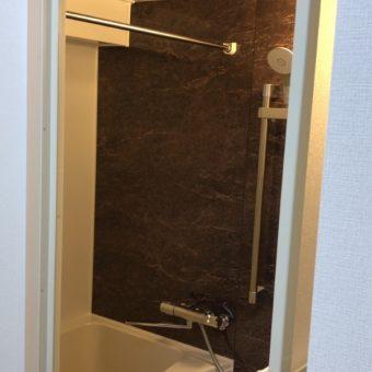 LIXIL(リクシル)『BWシリーズ』へリーズナブルに浴室リフォーム!札幌市マンション