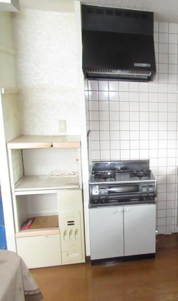 1施工前キッチン3-3