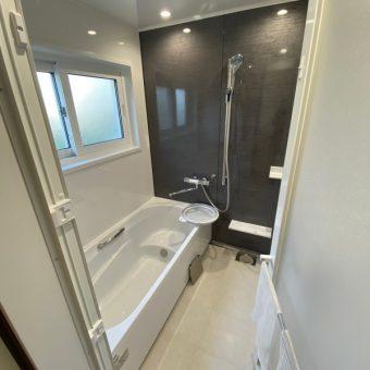 冬場の寒い入浴を解消、ポカポカバスルームへ!北広島市戸建