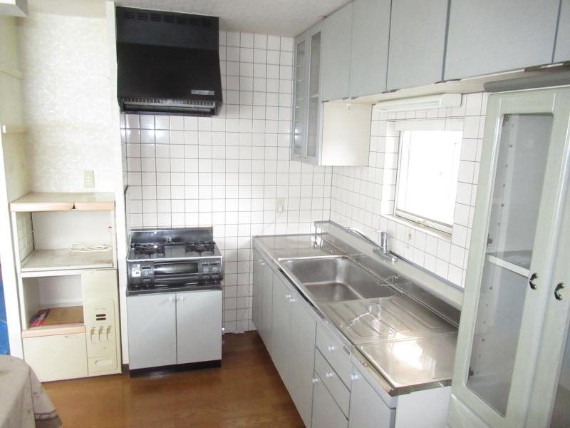 1施工前キッチン3