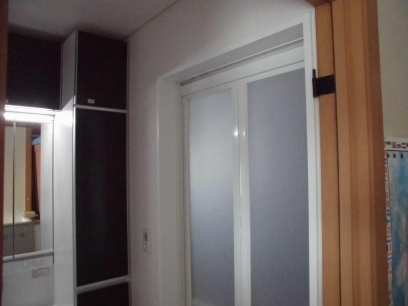 3施工後UT浴室ドア